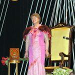 Вечернее платье на юбилей Ларисы Латыниной