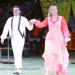 Цирковые костюмы