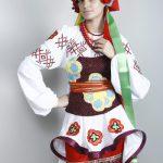 Костюм на конкурс красоты (Украина)