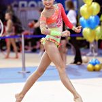 Купальник для художественной гимнастики