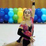 Костюм для художественной гимнастики