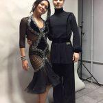 Платье и костюм для Латины